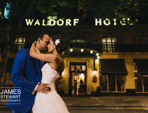 The Waldorf London Hindu Wedding – Nilanth & Akalika